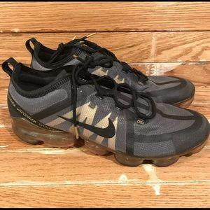 Nike Air VaporMax 2019 'Black Gold' Men's Size 13